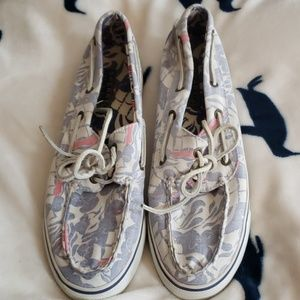 Sperry Top Siders 7 1/2